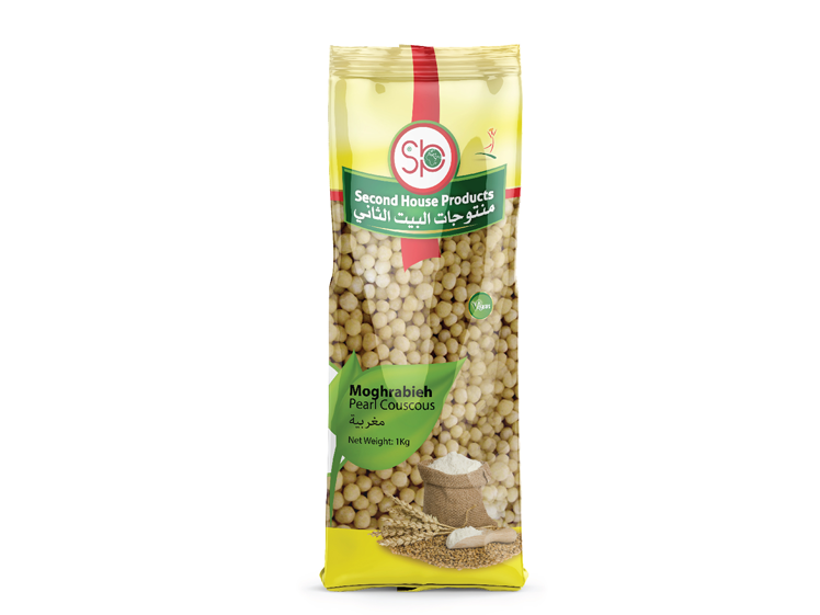 Moghrabiah Couscous Pearls Second House Productssecond House Products